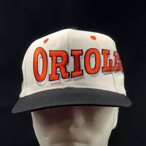 Accessories - (New) Retro Orioles Hat One Size Fits All ab2a8aebc5f